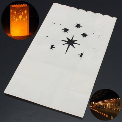 10 db Dekoratív álló lámpás – csillag