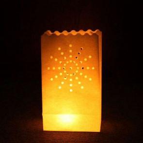 10 db Dekoratív álló lámpás – tűzijáték