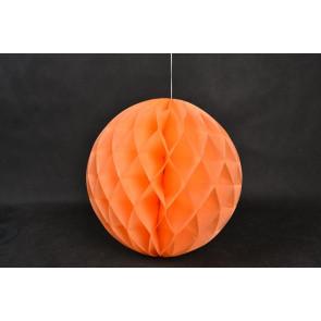 Méhsejt Gömb Honeycomb 20cm narancs