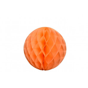 Méhsejt Gömb Honeycomb 30cm - narancs